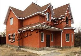 Кирпичный дом строительство отделка и ремонт