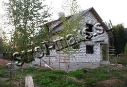 Строительство дома из пенобетона в компании Строй-Макс