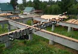 Строительство фундамента профессиональными строителями