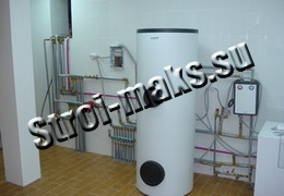 Автономное газовое отопление