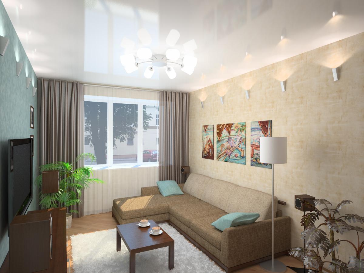Дизайн маленьких гостиных фото