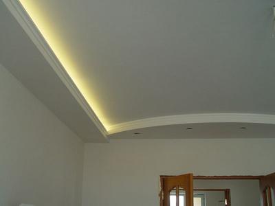 Pose faux plafond renovation cout d une renovation maine for Spot encastrable plafond isole